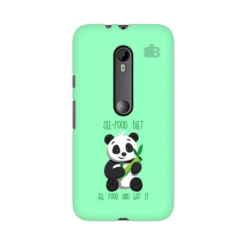 See-Food Diet Moto X Style Phone Cover