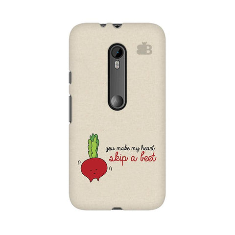 Skip a Beet Moto X Style Phone Cover