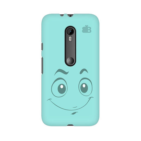 Smiley! Moto X Style Phone Cover