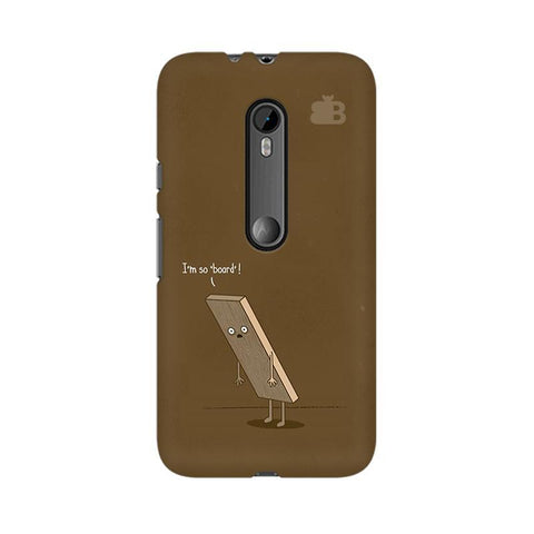 So Board Moto X Style Phone Cover