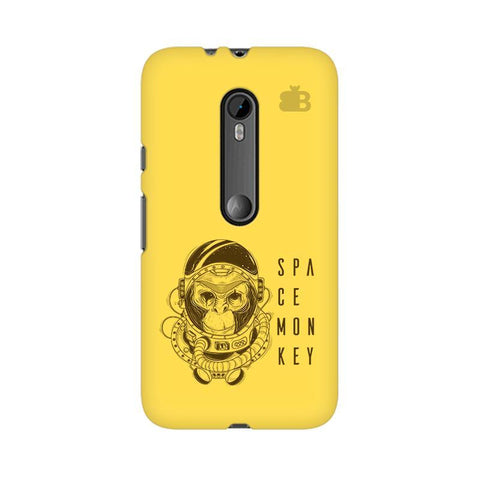 Space Monkey Moto X Style Phone Cover