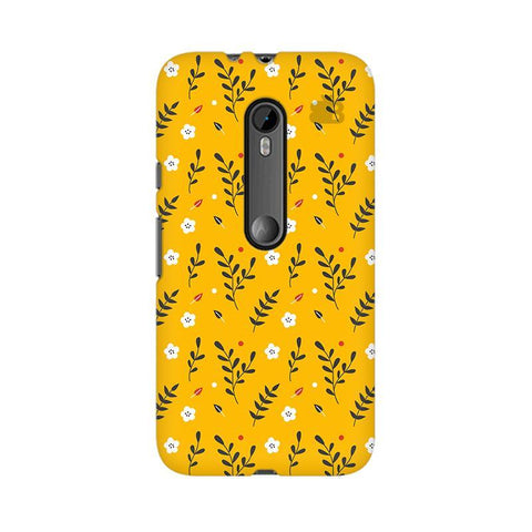 Summer Floral Pattern Moto X Style Phone Cover