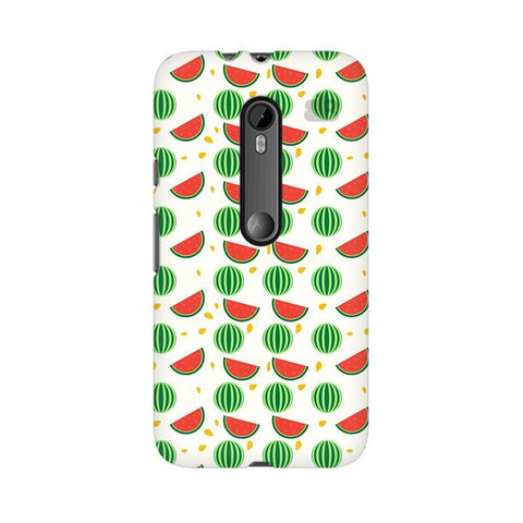 Summer Melons Moto X Style Phone Cover