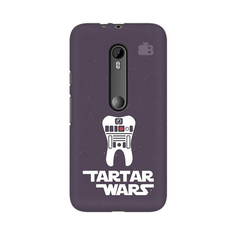 Tartar Wars Moto X Style Phone Cover