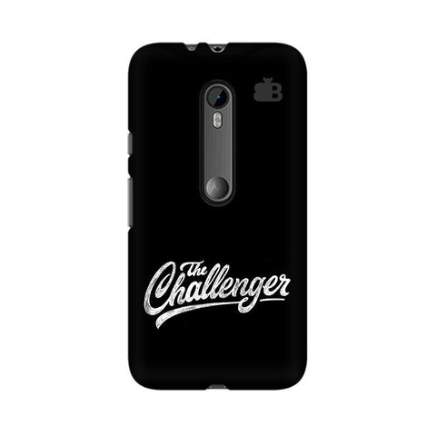 The Challenger Moto X Style Phone Cover