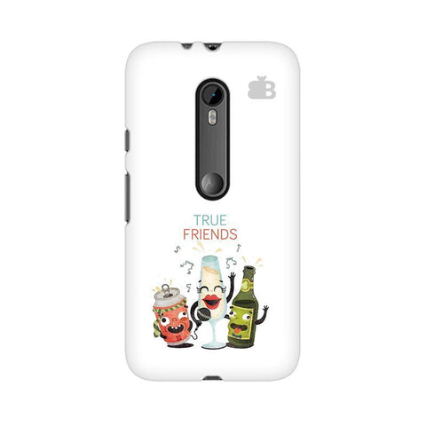 True Friends Moto X Style Phone Cover
