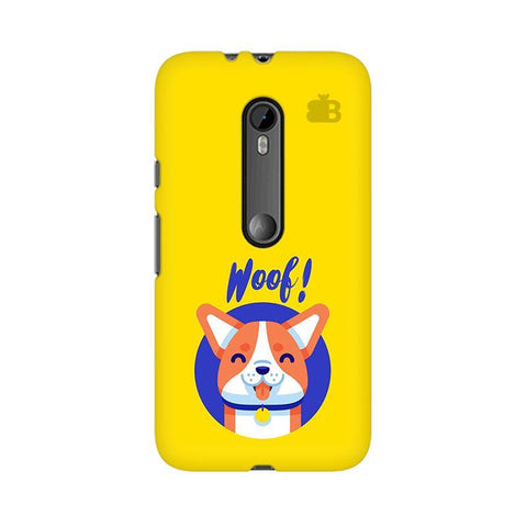 Woof Moto X Style Phone Cover