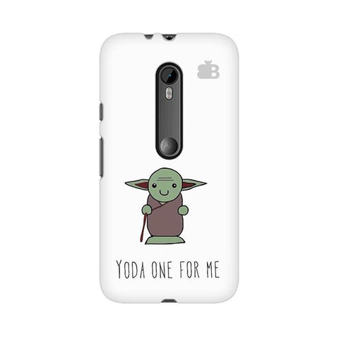 Yoda One Moto X Style Phone Cover