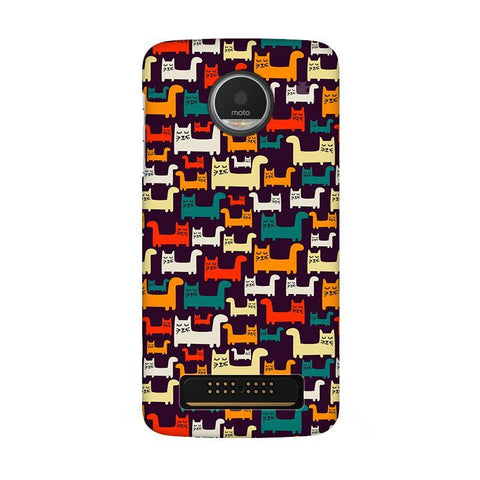 Chill Cats Moto Z Play Phone Cover