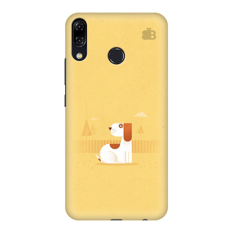 Calm Dog Motorola Moto 5Z Cover