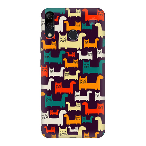 Chill Cats Motorola Moto 5Z Cover