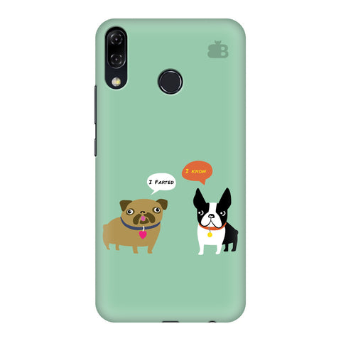 Cute Dog Buddies Motorola Moto 5Z Cover