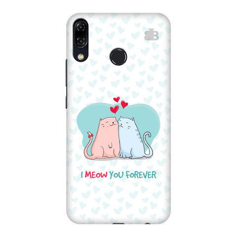 Meow You Forever Motorola Moto 5Z Cover