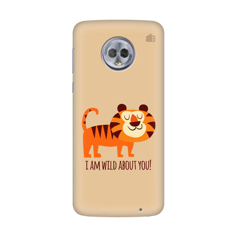 Wild About You Motorola Moto G6 Cover