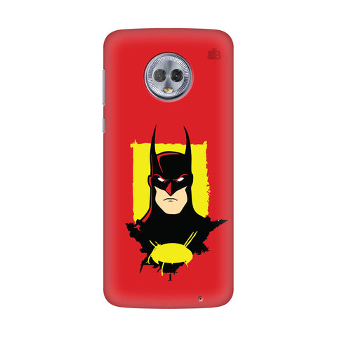 Badass Superhero Motorola G6 Plus Cover