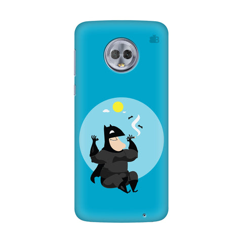 Chllin Superhero Motorola G6 Plus Cover