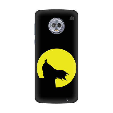 Dark Night Motorola G6 Plus Cover