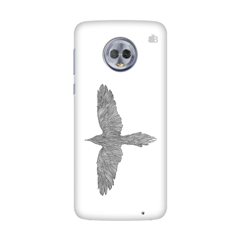 Eagle Art Motorola G6 Plus Cover