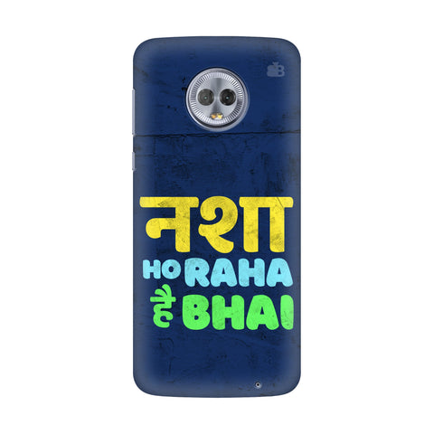 Nasha Bhai Motorola G6 Plus Cover