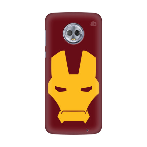 Superhero Mask Motorola G6 Plus Cover