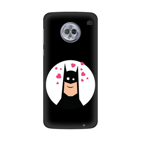 Superhero in Love Motorola G6 Plus Cover