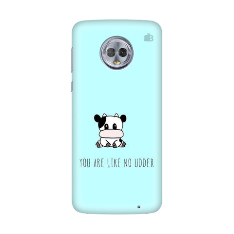 No Udder Motorola Moto G7 Power Cover