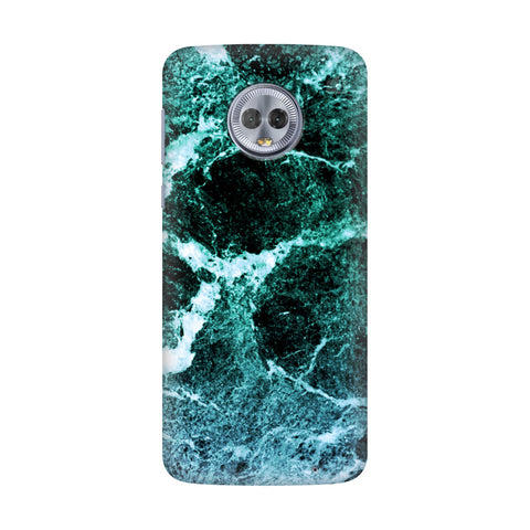 Sea Marble Motorola Moto G7 Power Cover