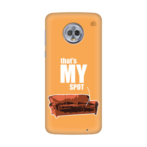 That S My Spot Motorola Moto G7 Power Cover