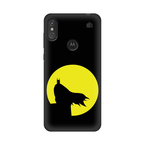 Dark Night Motorola Moto One Power Cover