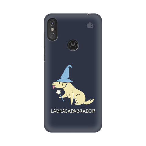 Labracabrador Motorola Moto One Power Cover
