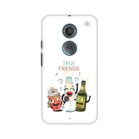 True Friends Motorola Moto X2 Phone Cover