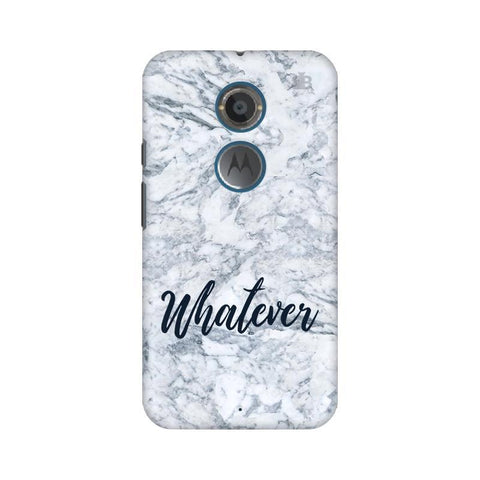 Whatever Motorola Moto X2 Phone Cover