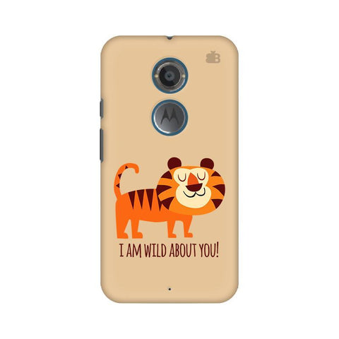 Wild About You Motorola Moto X2 Phone Cover