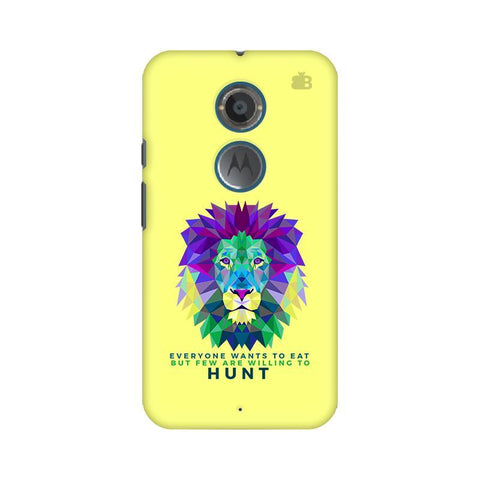 Willing to Hunt Motorola Moto X2 Phone Cover