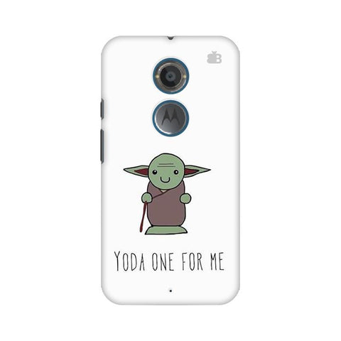 Yoda One Motorola Moto X2 Phone Cover