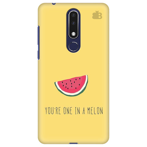 One in a Melon Nokia 3.1 Plus Cover