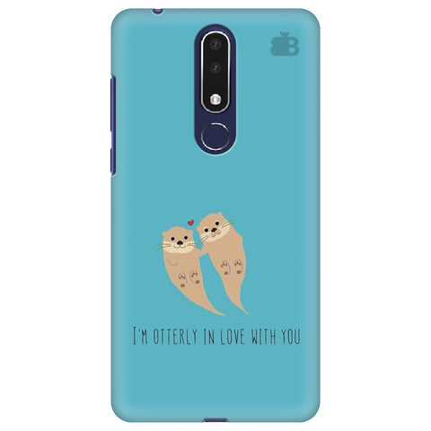Otterly Love Nokia 3.1 Plus Cover