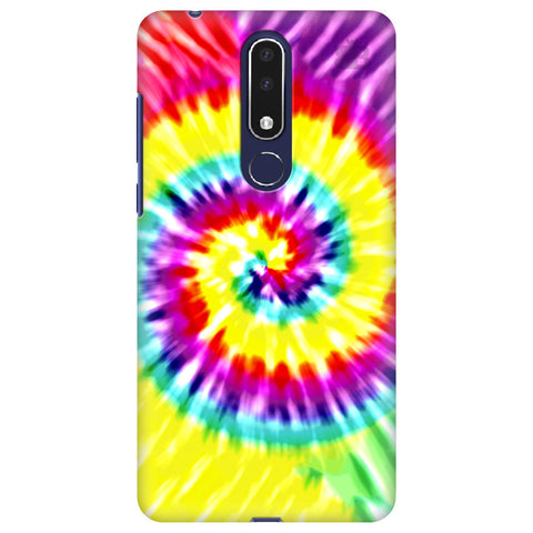 Tie Die Art Nokia 3.1 Plus Cover