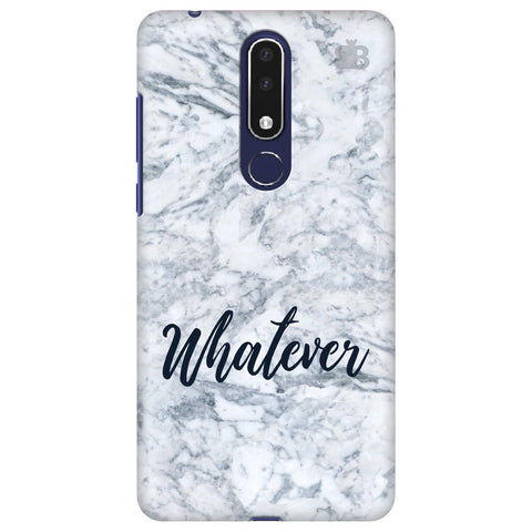 Whatever Nokia 3.1 Plus Cover