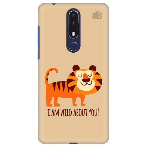 Wild About You Nokia 3.1 Plus Cover