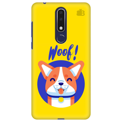 Woof Nokia 3.1 Plus Cover