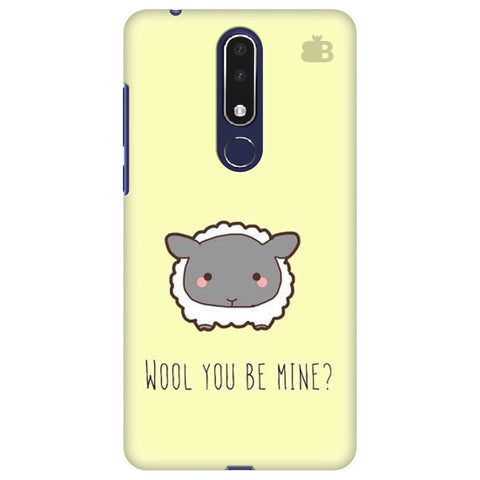 Wool Nokia 3.1 Plus Cover