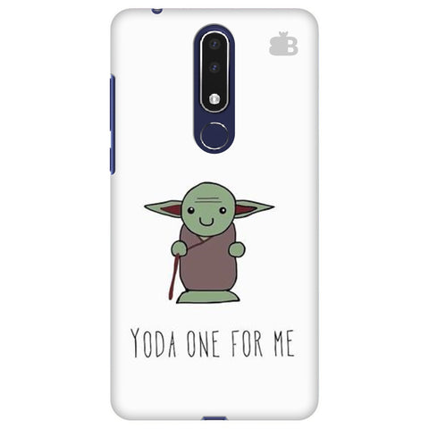 Yoda One Nokia 3.1 Plus Cover