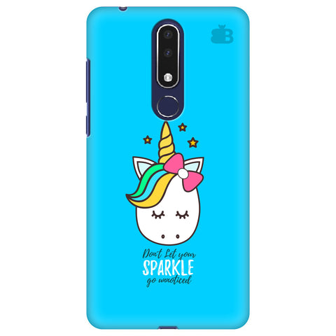Your Sparkle Nokia 3.1 Plus Cover