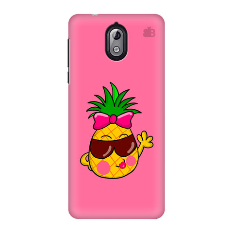 Funky Pineapple Nokia 3 Cover