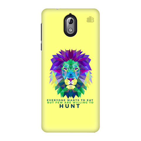 Willing to Hunt Nokia 3 Phone Cover