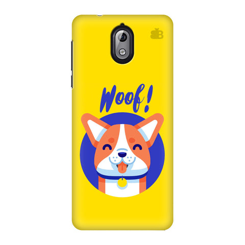 Woof Nokia 3 Phone Cover