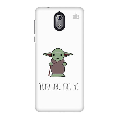 Yoda One Nokia 3 Phone Cover