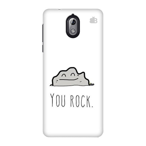 You Rock Nokia 3 Phone Cover