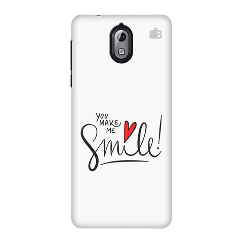 You make me Smile Nokia 3 Phone Cover